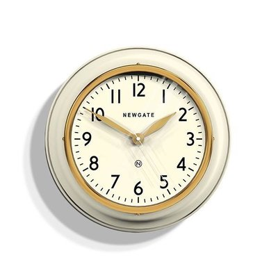 Newgate Cookhouse II Wall Clock
