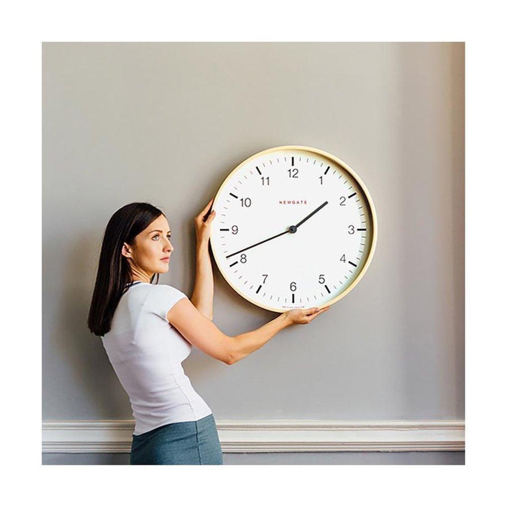 Newgate Mr Clarke Large Wall Clock