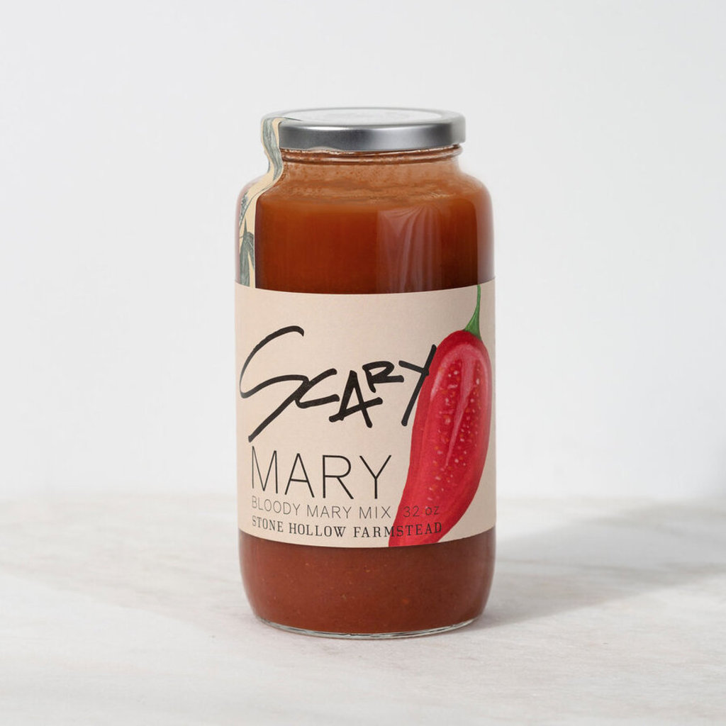 Stone Hollow Farmstead Handcrafted Bloody Mary Mix