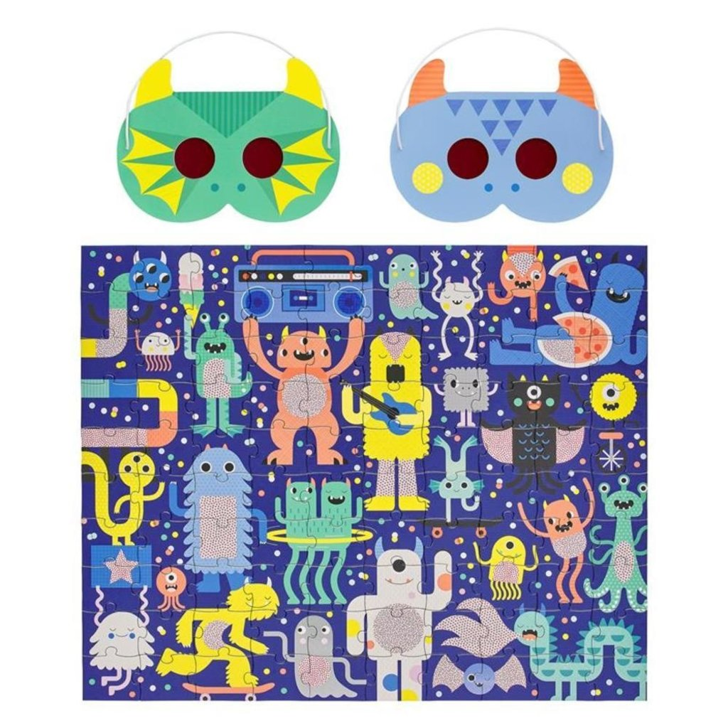 Slate Monster Jam Decoder Puzzle