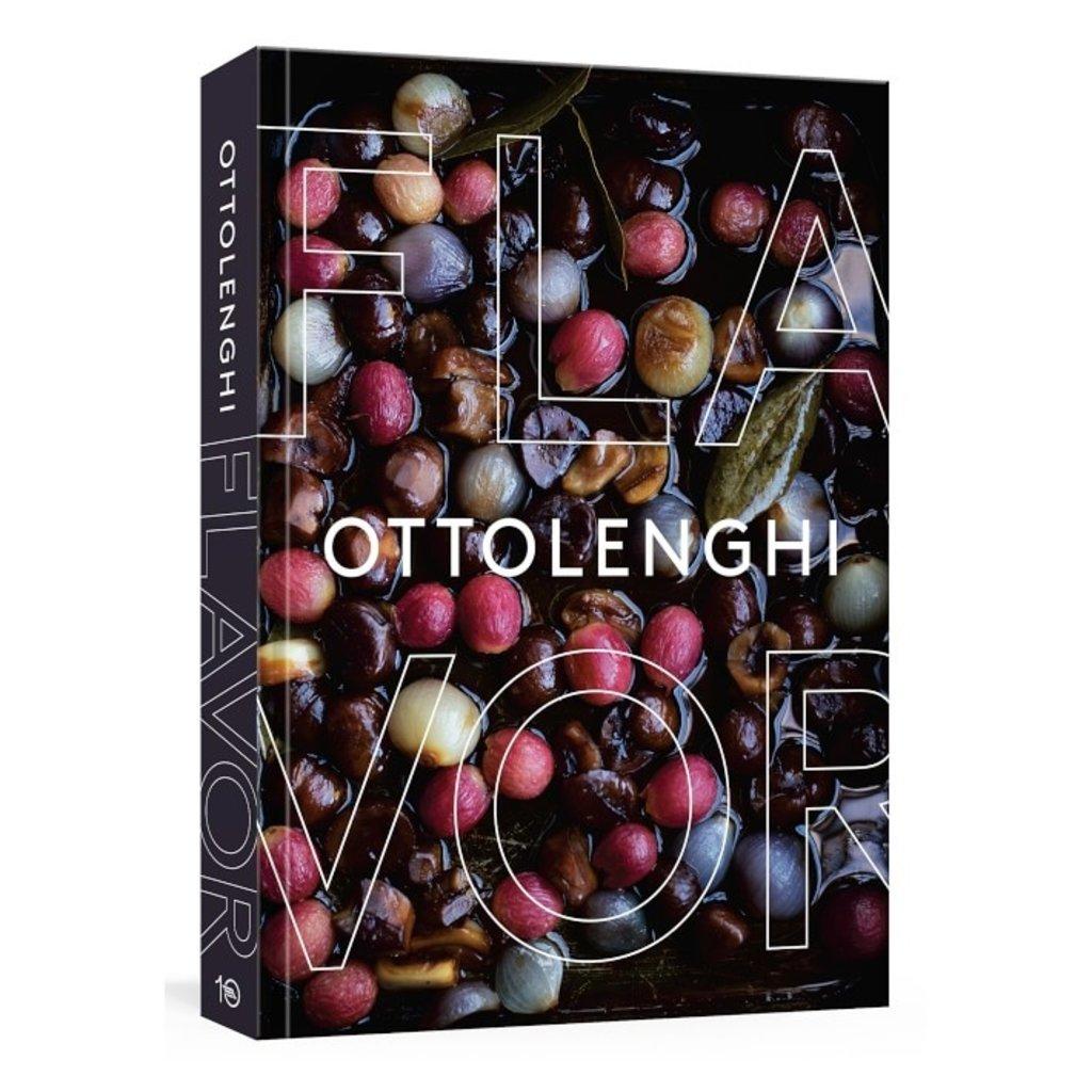 Ten Speed Press Ottolenghi Flavor