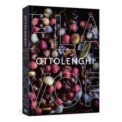Ten Speed Press Ottolenghi Flavor