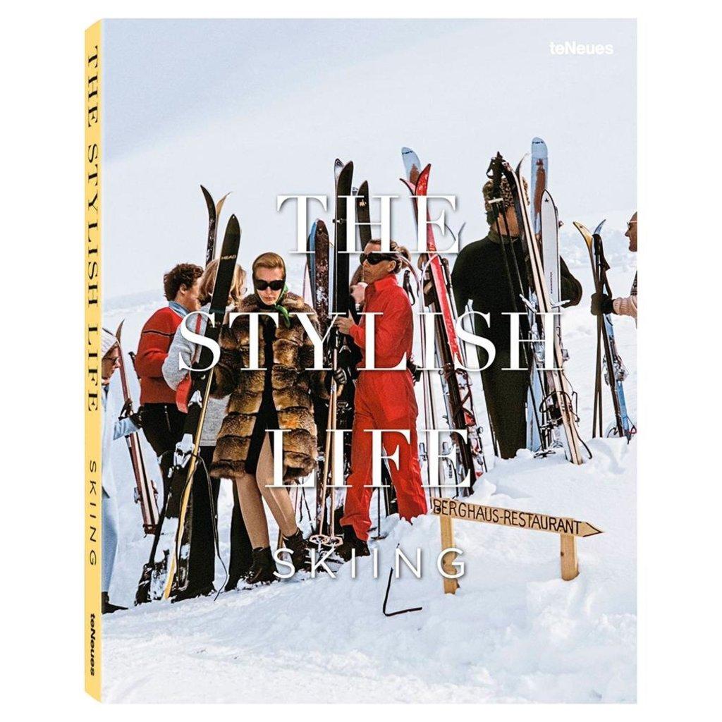 Slate The Stylish Life: Skiing