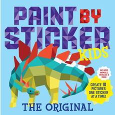 Slate Paint by Sticker Book
