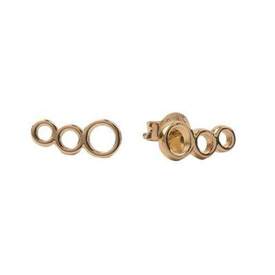 Parade Earrings (18k GP)