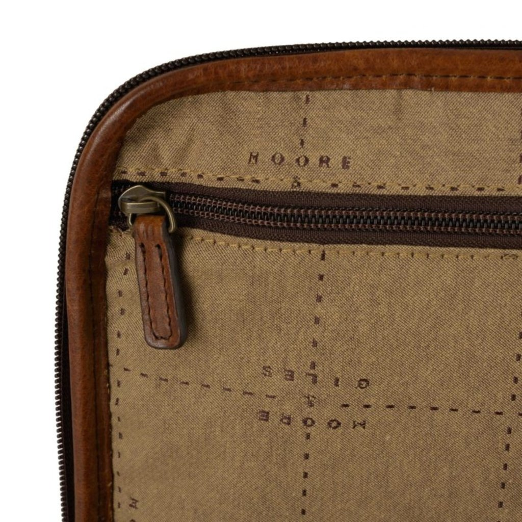 Moore and Giles Leather Wash Kit