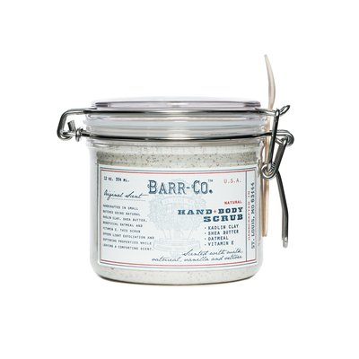 Barr Co Original Clay Scrub