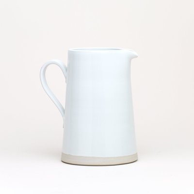 Slate Handmade Ceramic Pitcher