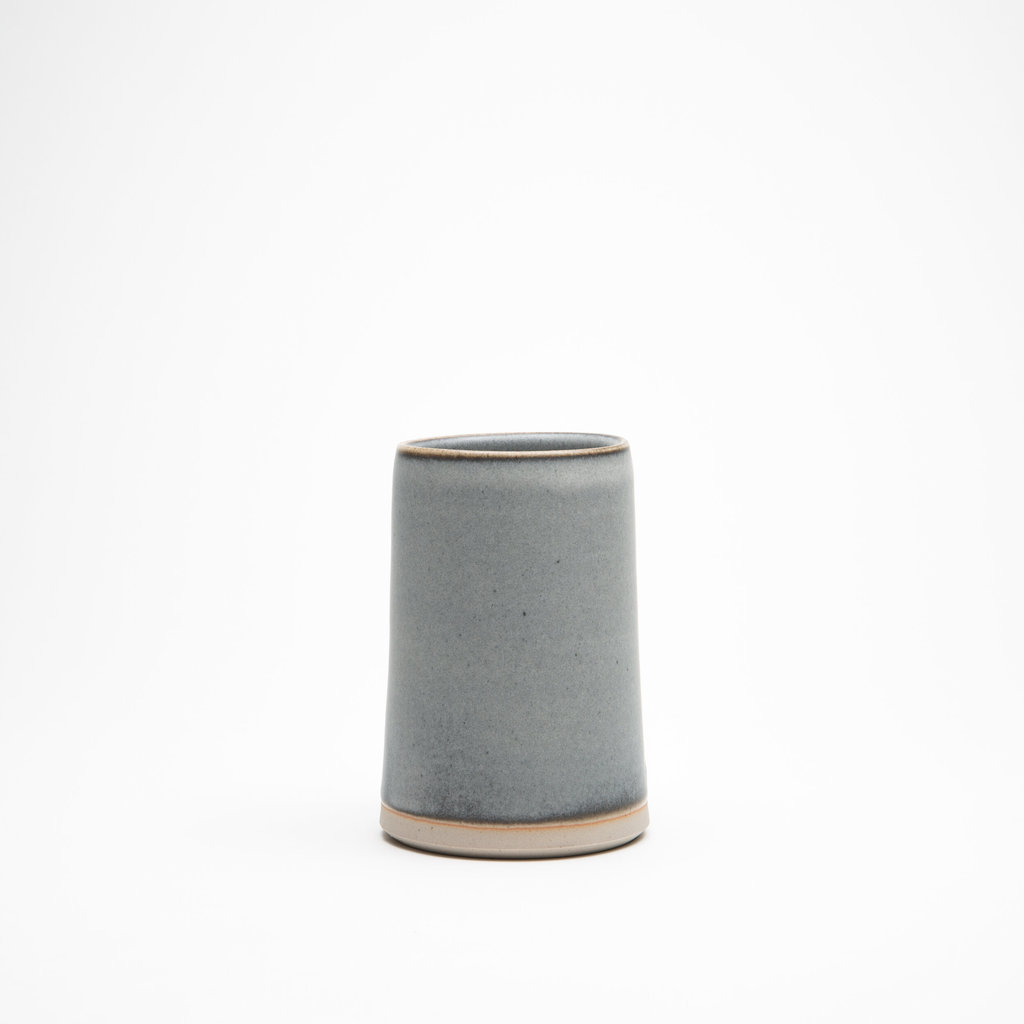 Slate Handmade Ceramic Vase