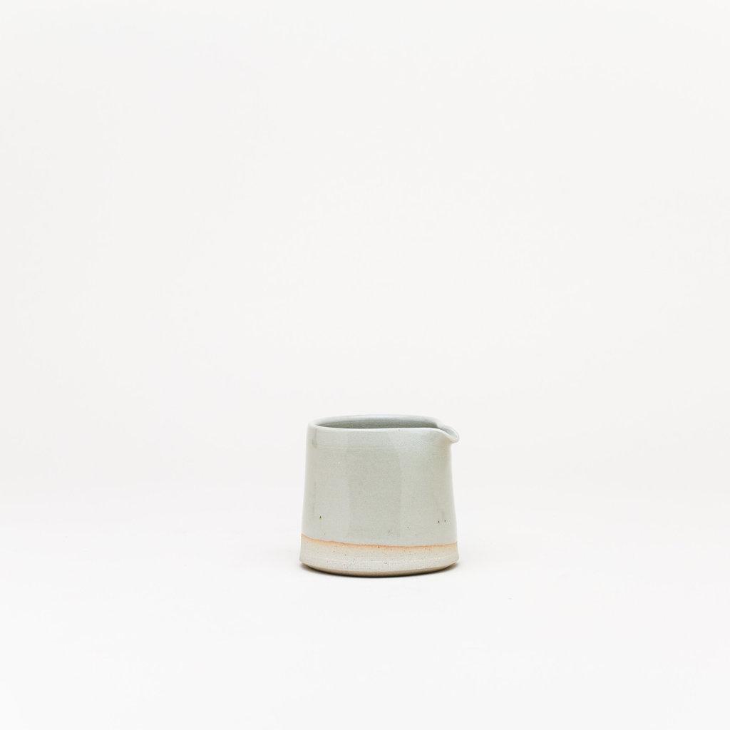 Slate Handmade Ceramic Creamer