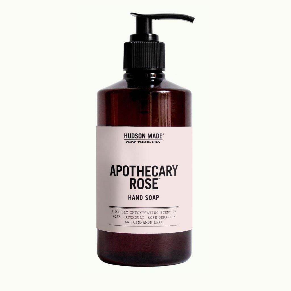 Hudson Made NY Apothecary Rose Liquid Hand Soap