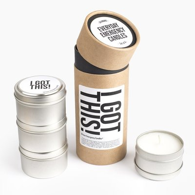 Emergency Candles - I Got This (4 pack)