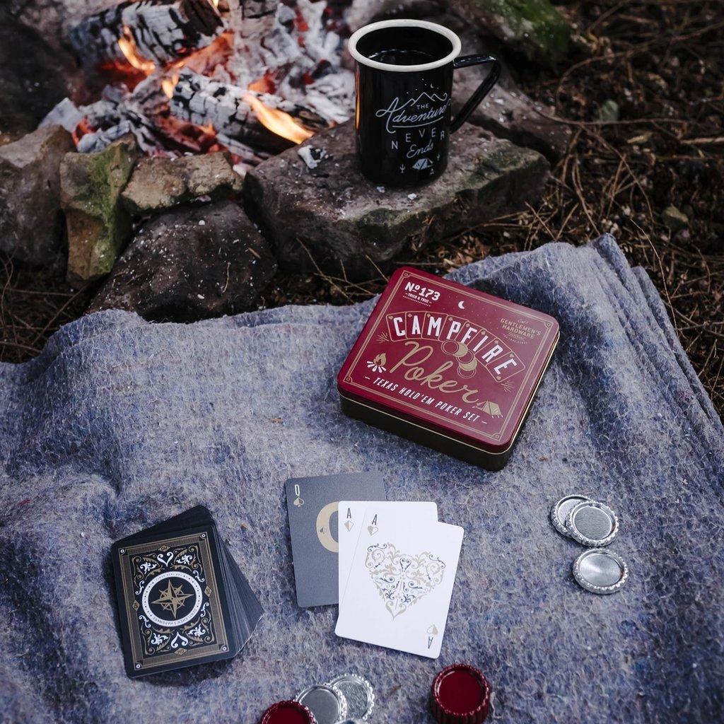 Slate Campfire Poker