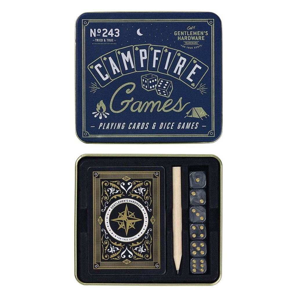 Slate Campfire Games