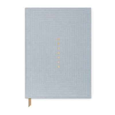 Slate Cloth Hardcover Journal