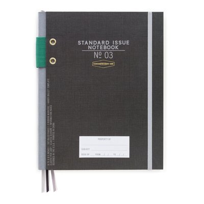 Slate Standard Issue Notebook No.3