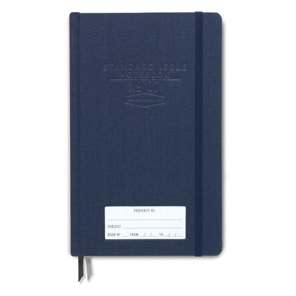 Slate Standard Issue Notebook No. 7