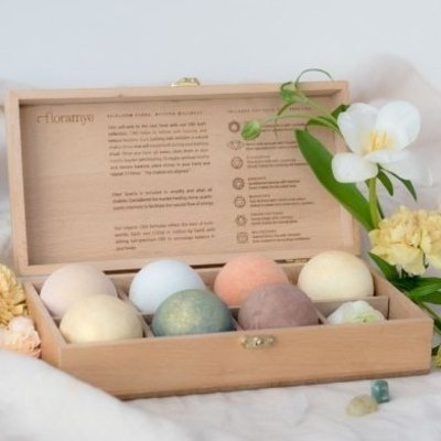 Floramye Bath Bliss Gift Set