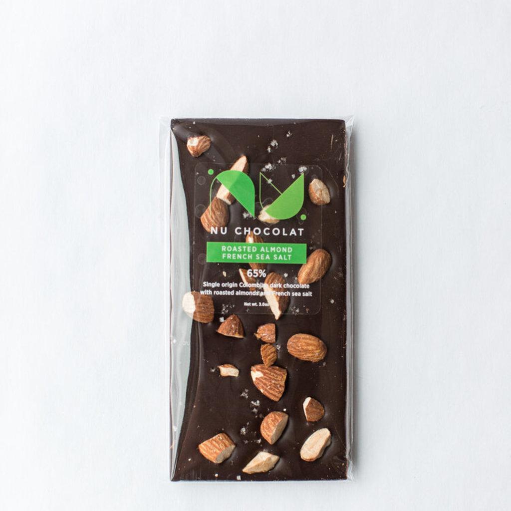 Nu Chocolat Dark Chocolate Bar