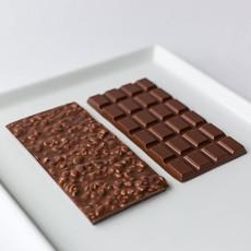 Nu Chocolat Milk Chocolate Crispy Bar