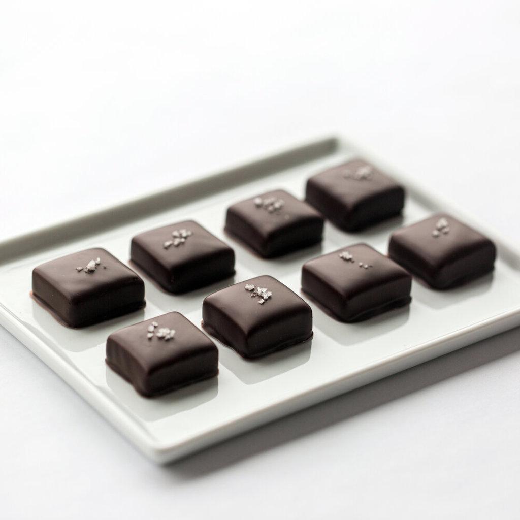 Nu Chocolat Fleur de Sel Caramels