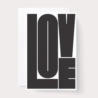 Noat Big Love Card