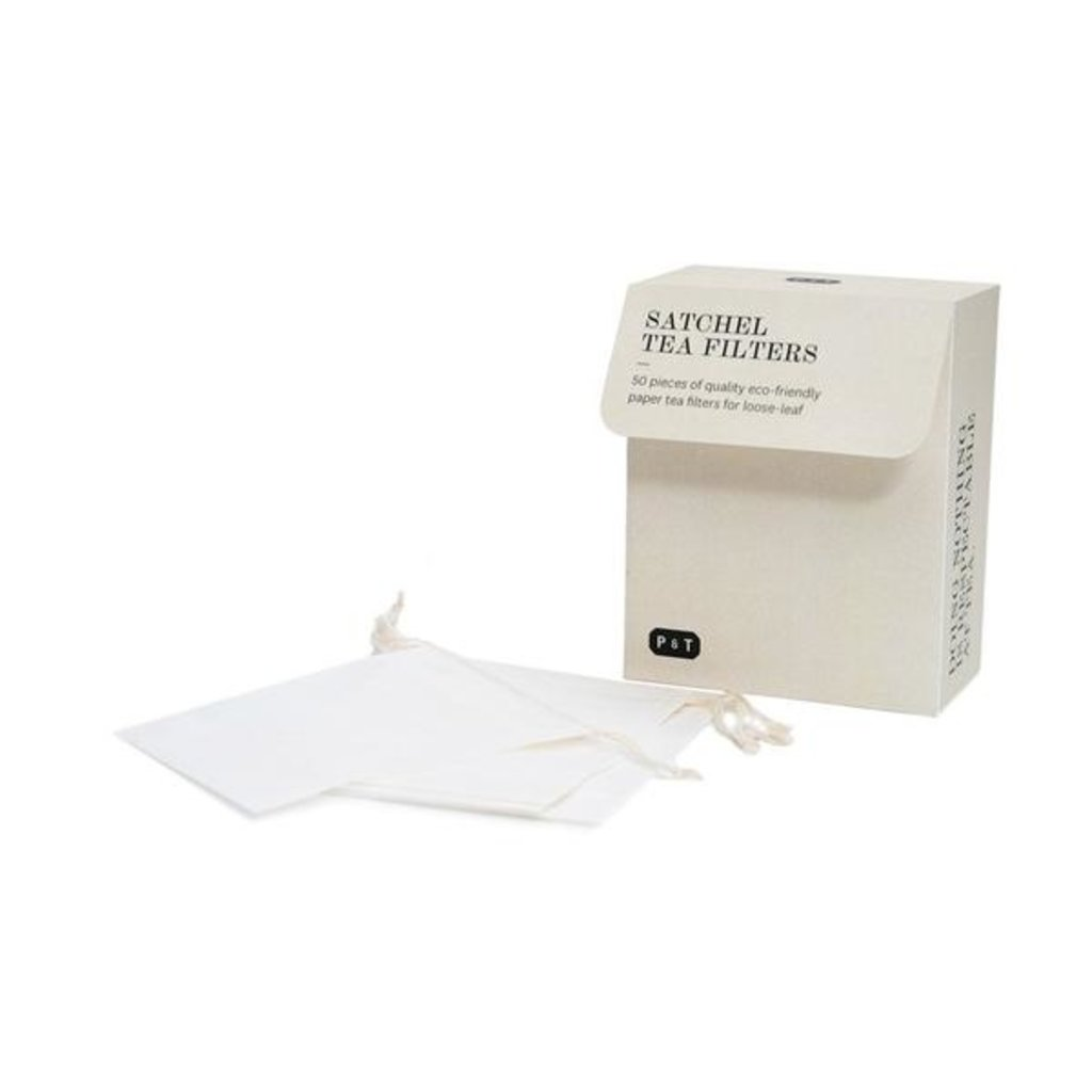 Satchel Tea Filters (Box of 50)