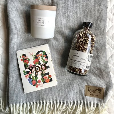Cozy at Home Gift Box