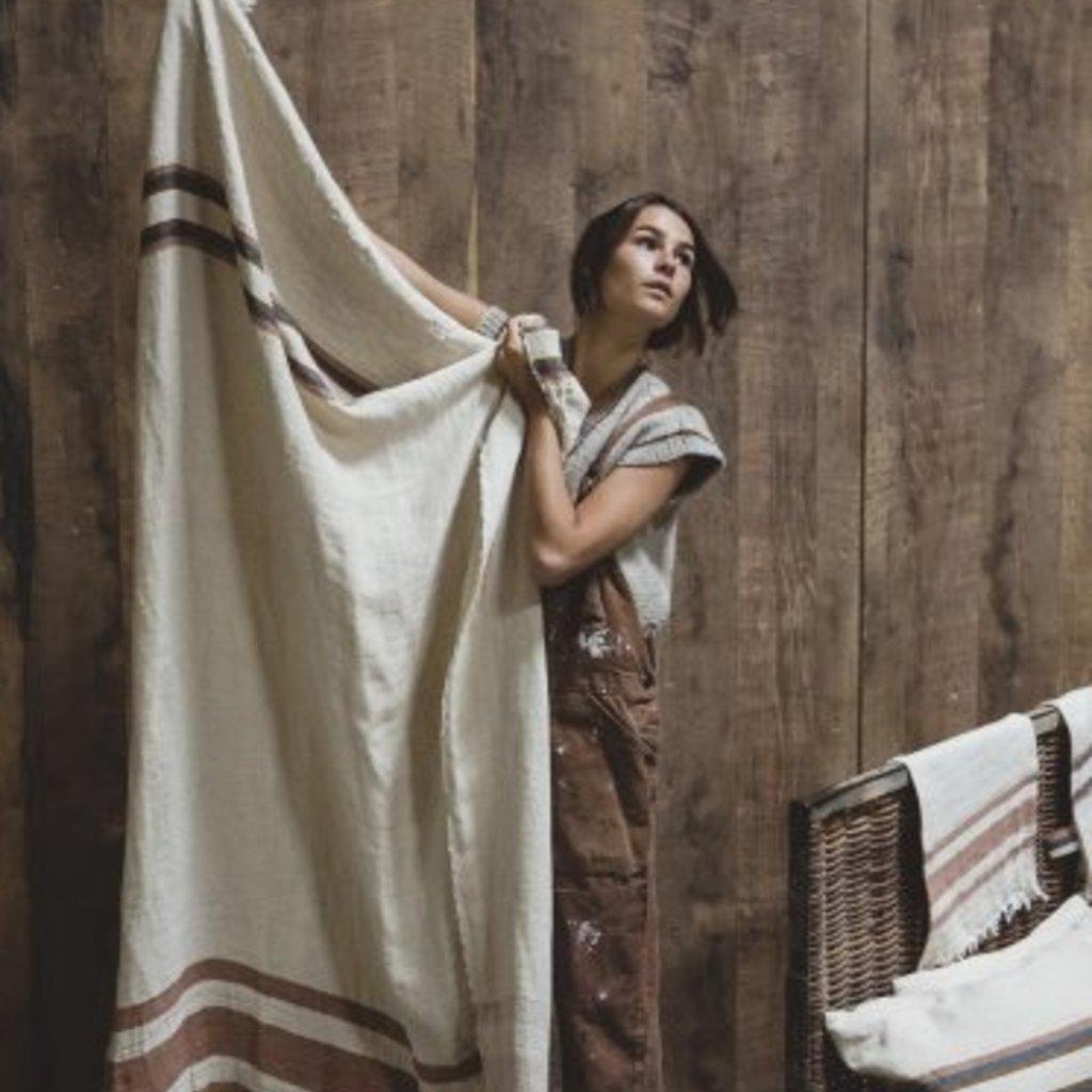 Libeco Libeco Belgian Linen Throw