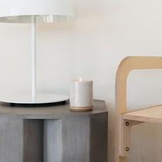 Slate 12 oz. Ceramic Candle
