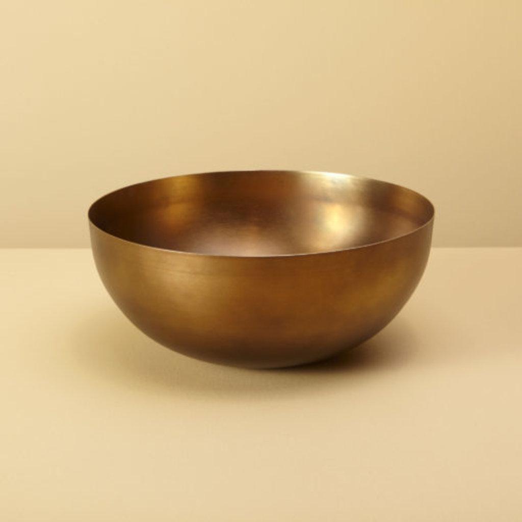 Slate Antique Bronze Bowl