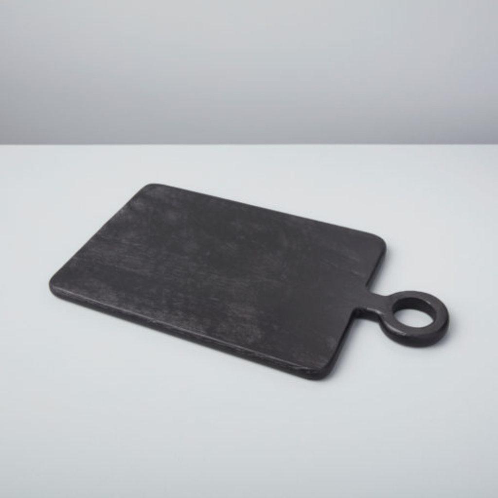 Black Mango Wood Mini Rectangular Board