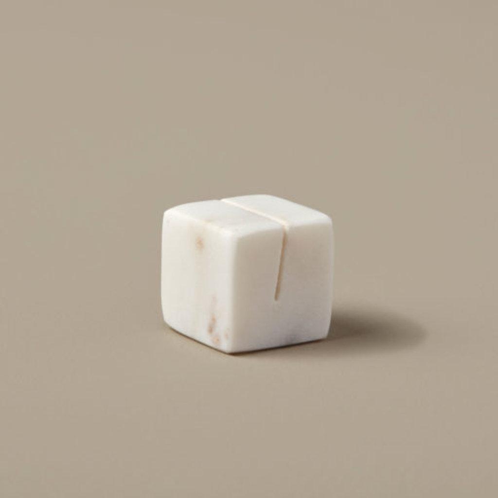 Slate Marble Placecard Holder