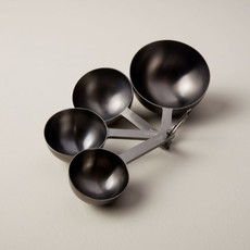 Matte Onyx Measuring Cups - Set of 4