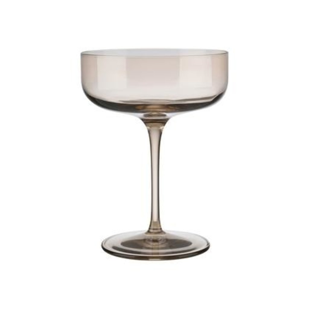 Champagne Saucers  (Set of 4)