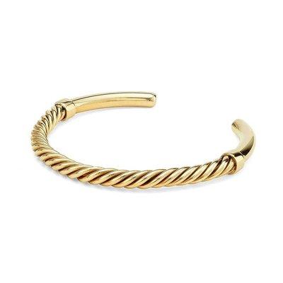 Slate Uzi Cuff Bracelet