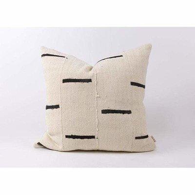"Handwoven Ula 20"" Pillow"