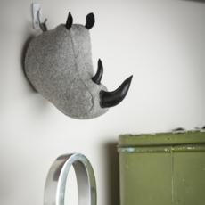 Rhino Wall Hanging