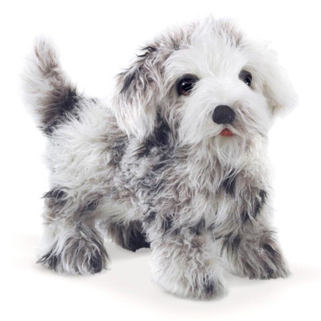 Shih Tzu Puppy Puppet