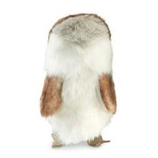 Mini Barn Owl Finger Puppet