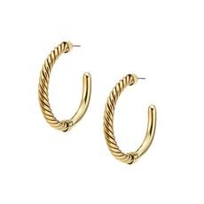 Uzi Hoop Earrings