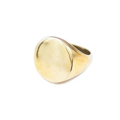 Slate Signet Ring