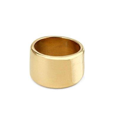 Slate Ripple Band Ring