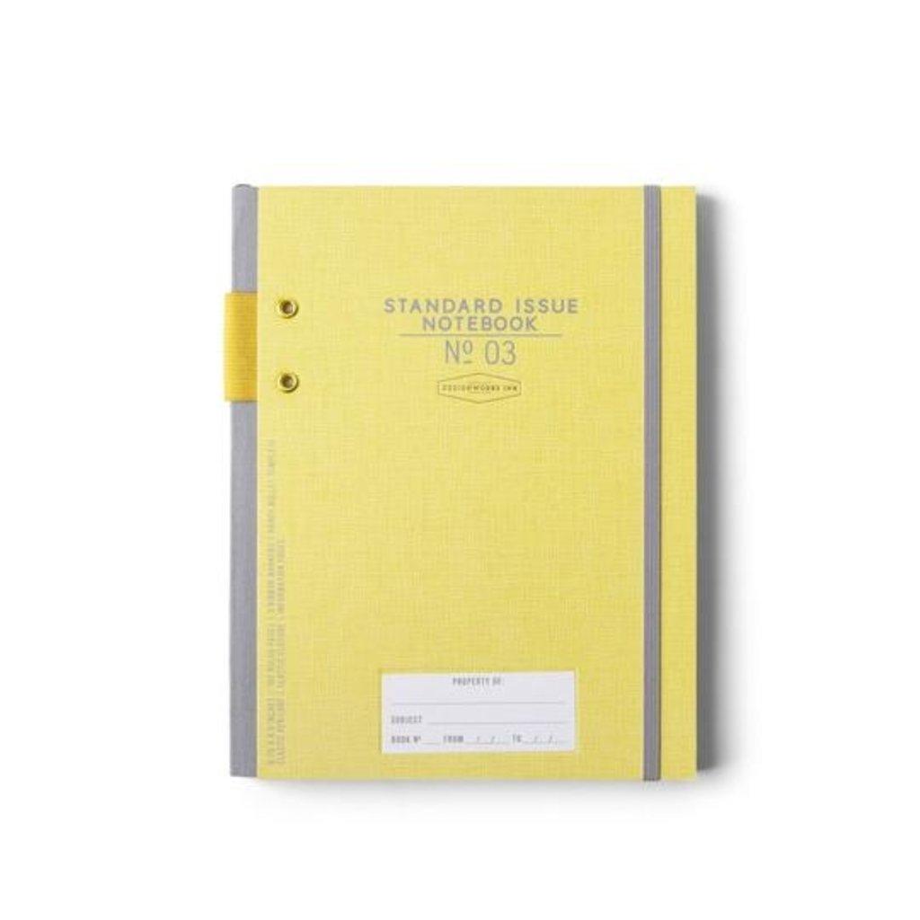 Standard Issue Notebook No.3
