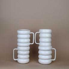 Rory Pots Handmade Retro Mug