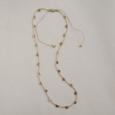 Slate 3Dot Collar Necklace