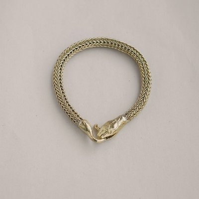 Slate Serpent Bracelet