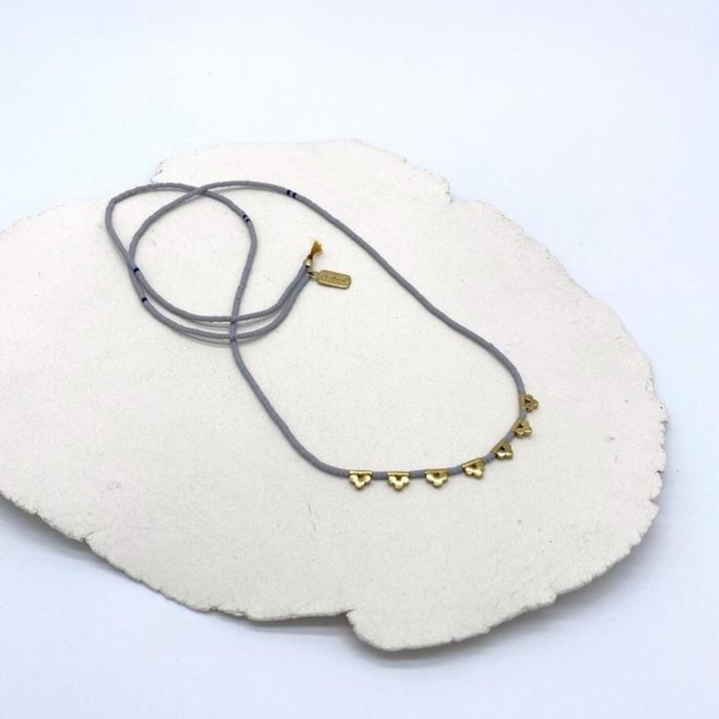 Lucky Loop Necklace