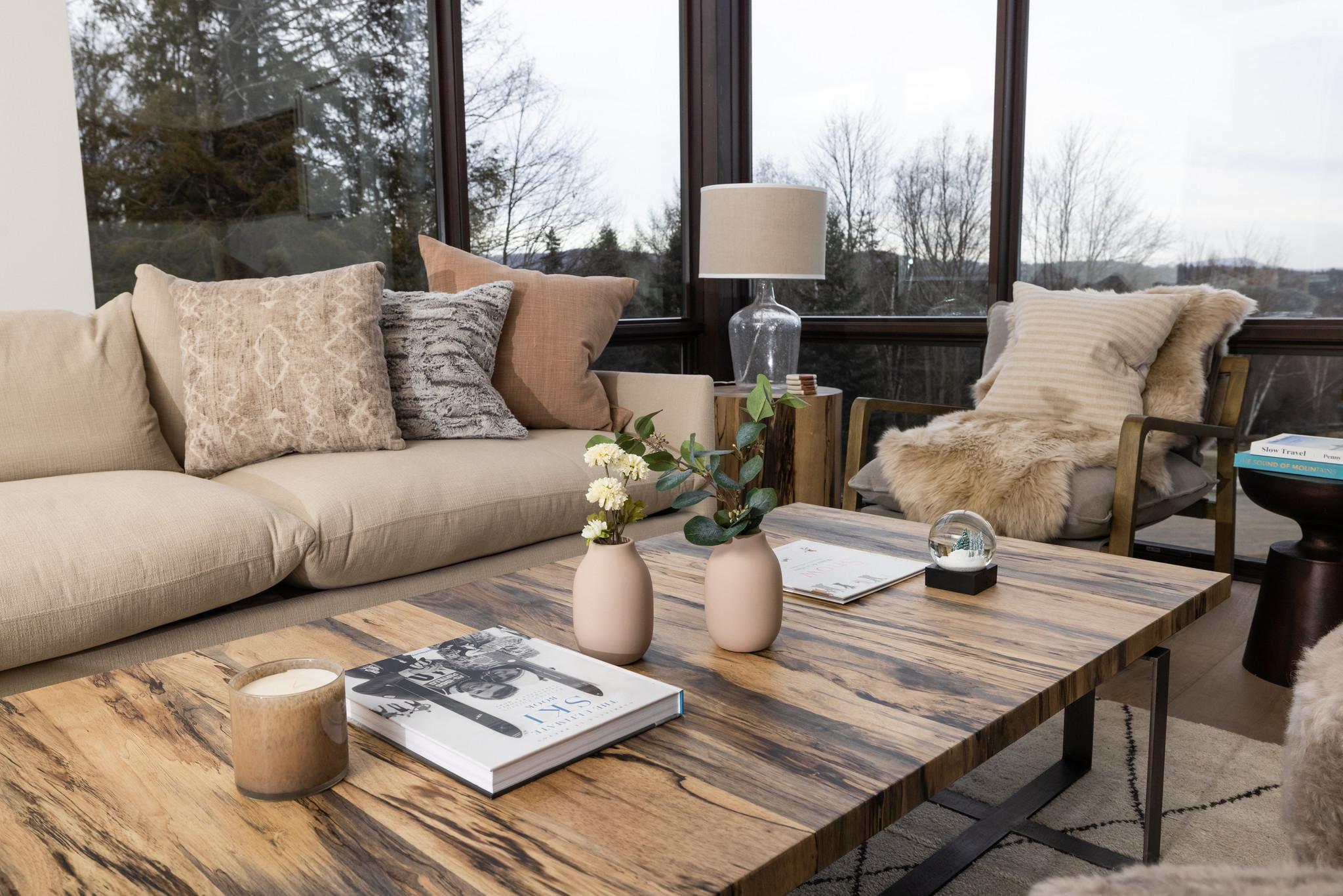 A Family's Winter Retreat