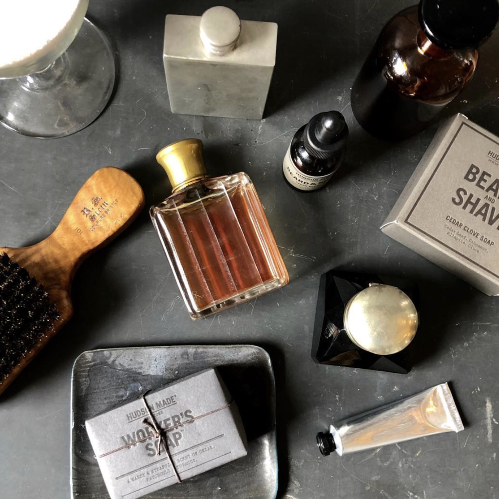 Hudson Made NY Barber Box - Cedar Clove